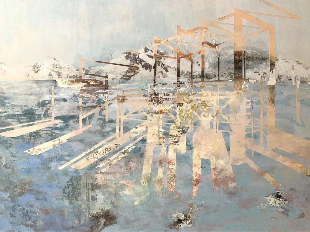 Mirror Structure 1, 2020