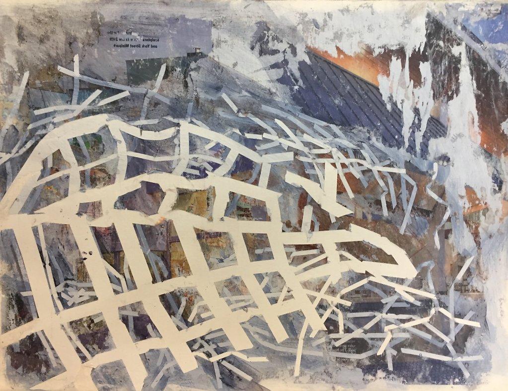 Untitled (Destruction), 2016