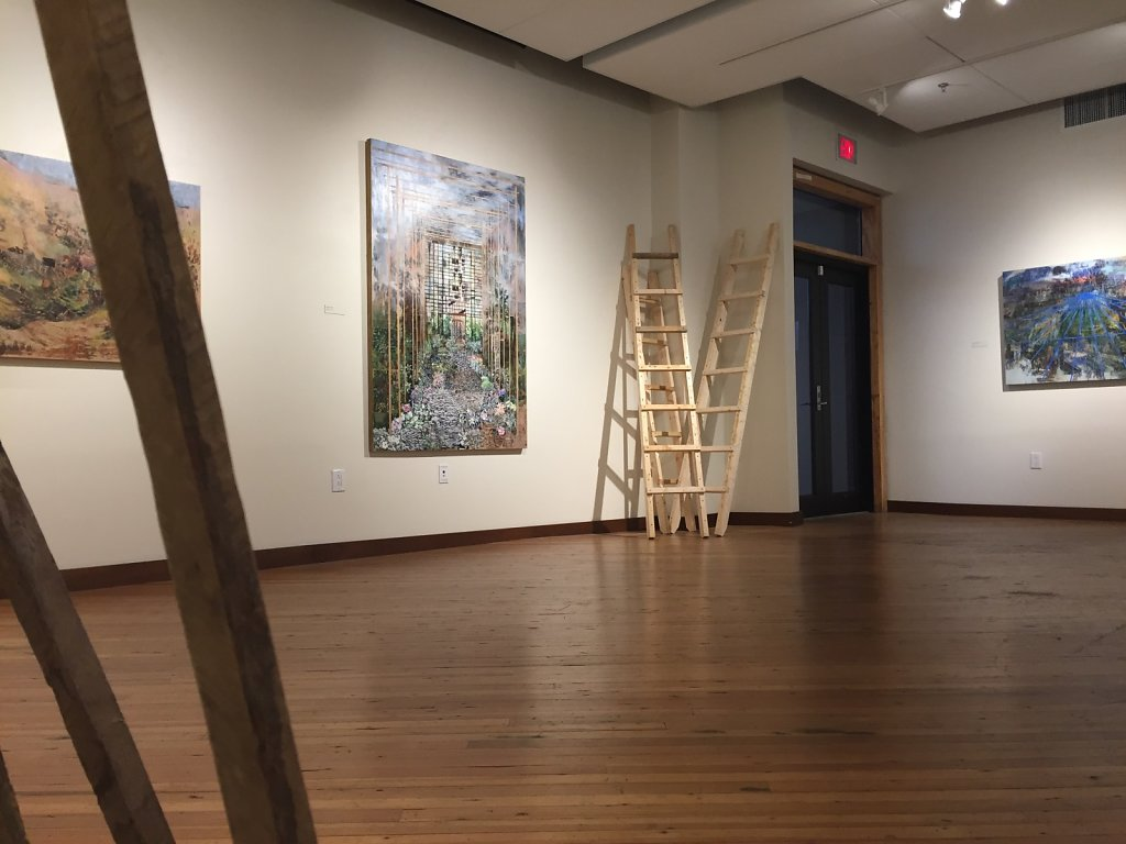 General, Particular, Permanent, Passing, exhibit at The Green Building Gallery, Louisville, KY, 2016