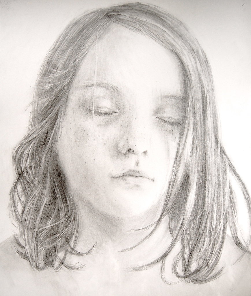 Sophia, Eyes Closed, 2010-11
