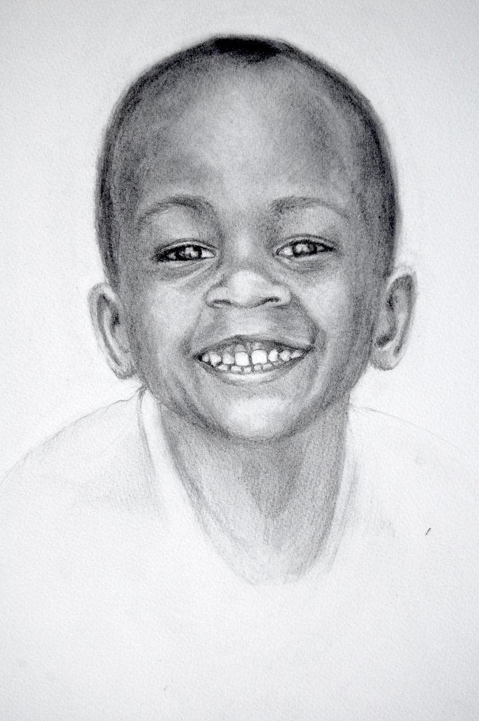 Portrait of B, 2012